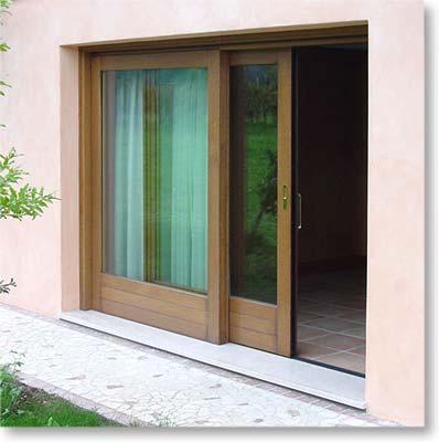 Falegnameria surian serramenti ed infissi in legno le - Finestre antisfondamento prezzi ...